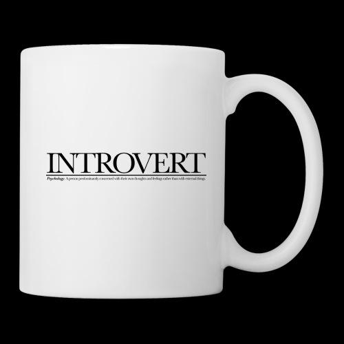 INTROVED WB - Mug