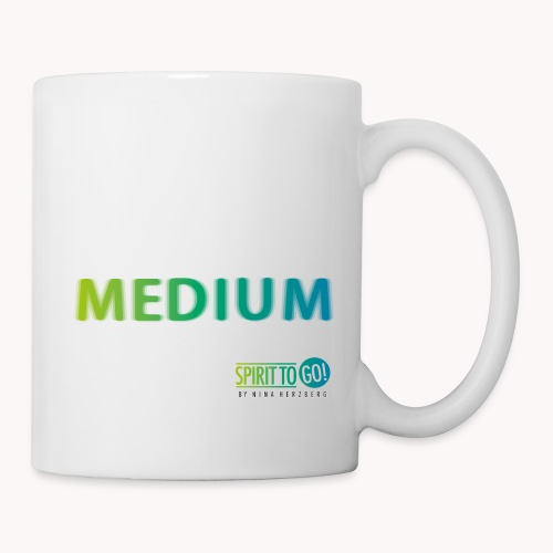 Heut´fühl ich mich so... MEDIUM - Tasse
