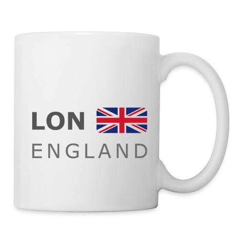 LON ENGLAND BF dark-lettered 400 dpi - Mug