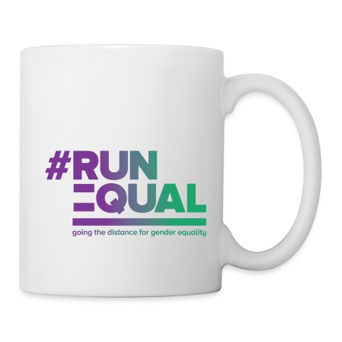 Gender Equality in Athletics #runequal - Mug