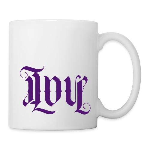 Love and hate - Mug
