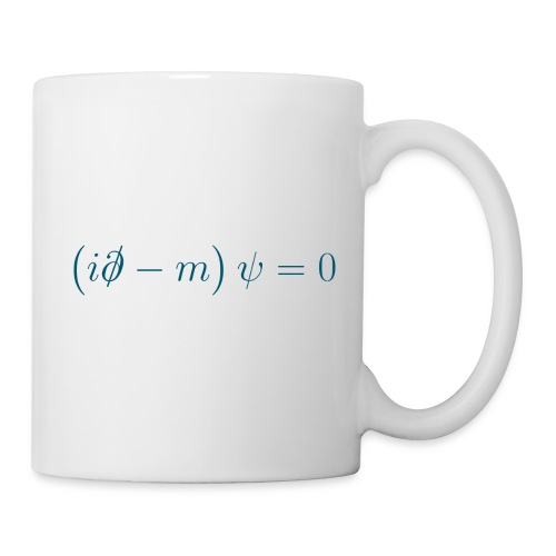 Dirac t-shirt - Mug