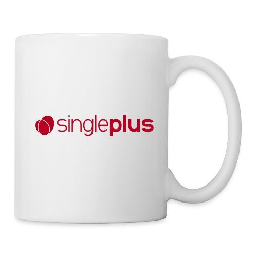 singleplus logo - Kop/krus