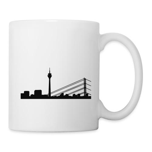 Düsseldorf Panorama - Tasse