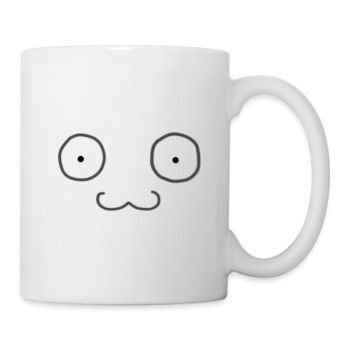 Coquekawaiistalk png - Mug blanc