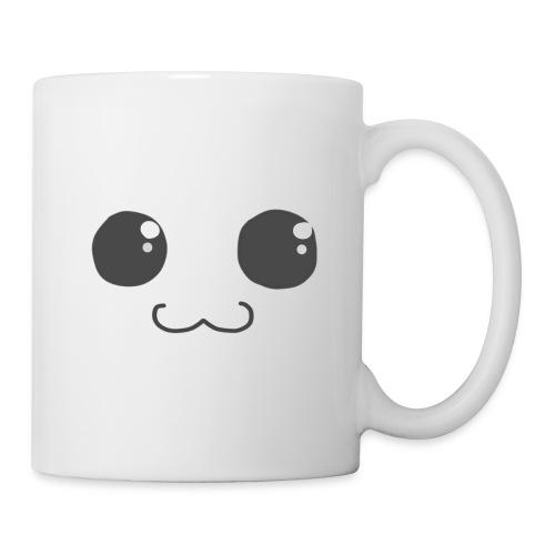 Coquekawaiiboy png - Mug blanc