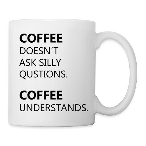 Coffeeunderstand - Tasse