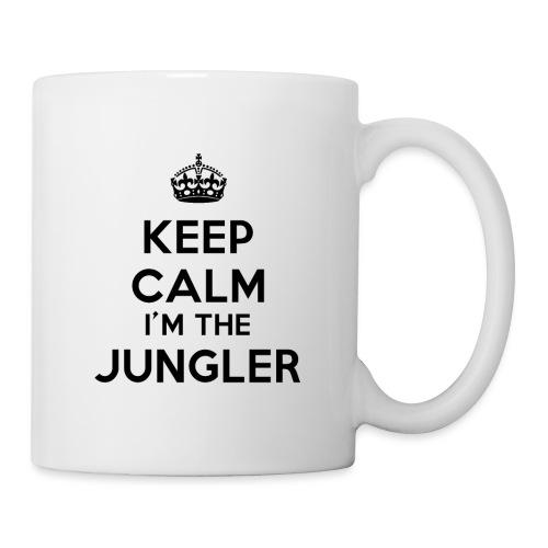 Keep calm I'm the Jungler - Mug blanc
