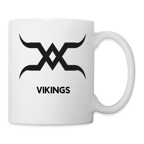 Vikings Logo - Mug blanc