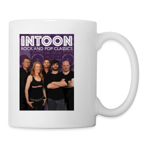 Intoon Band Shirt - Tasse