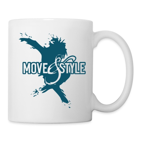 Move and Style Dance Academy - Tasse