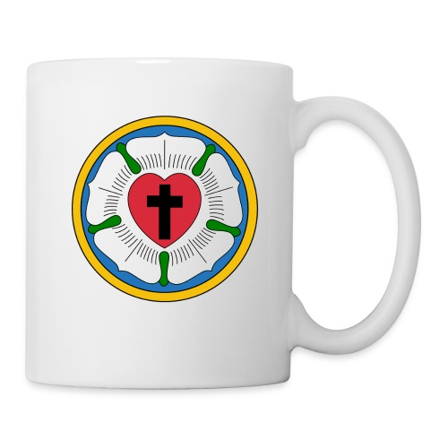 Luther Rose - Mug