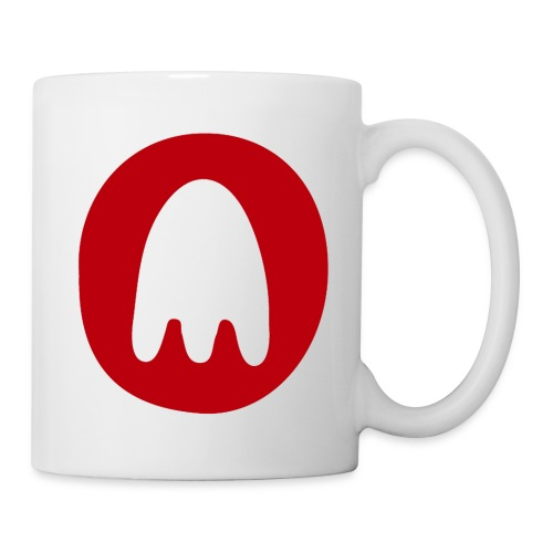 PT Ghost Logo - Mug