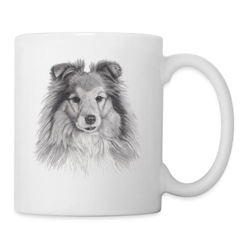 shetland sheepdog sheltie - Kop/krus