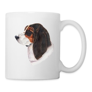 bassethound color - Kop/krus