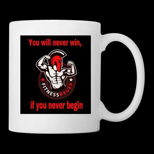 You will never win - Tasse