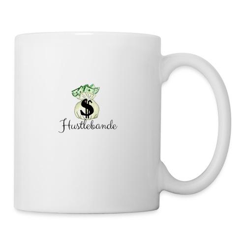 Hustlebande Logo - Tasse