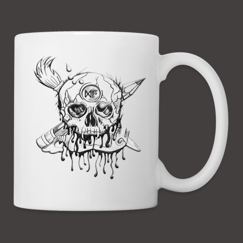 CRANE OF GU - Mug blanc