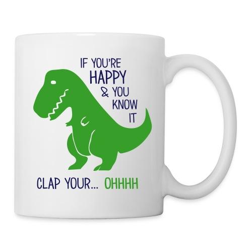 Dinosaurier - Tasse
