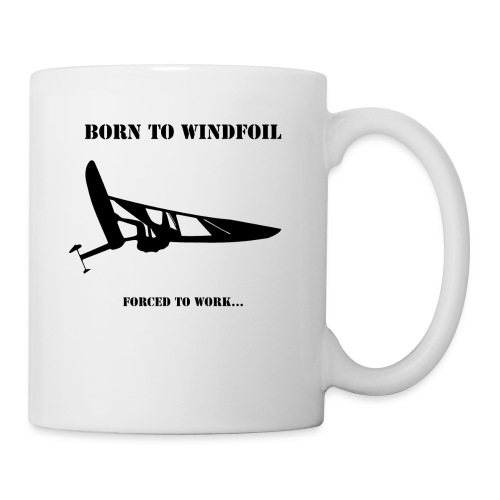 BORN TO WINDFOIL - Mug