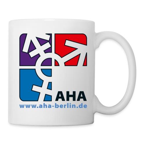 Logo groß - Tasse