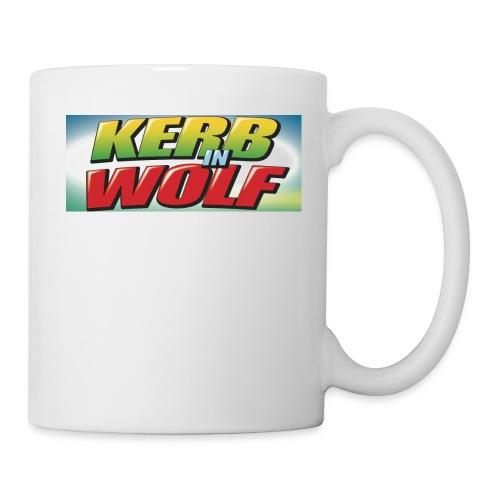 Logo Kerb in Wolf jpg - Tasse