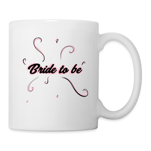 Bride to be pink - Tazza