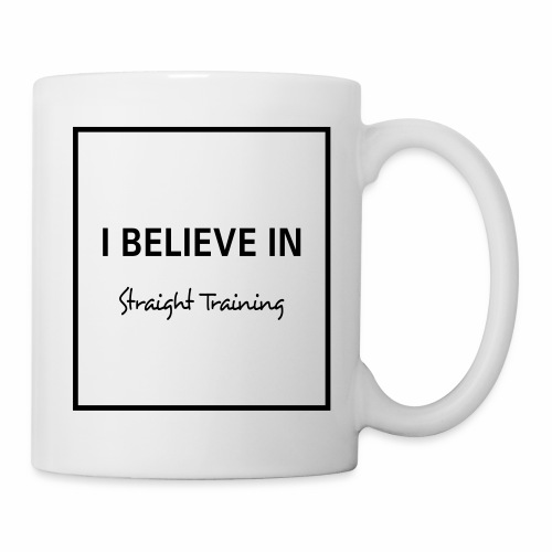 I believe in - Tasse