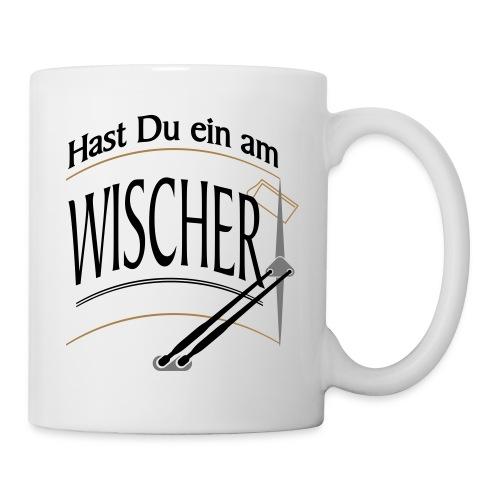 Hast Du ein am Wischer - Bus Truck wiper slang - Tasse