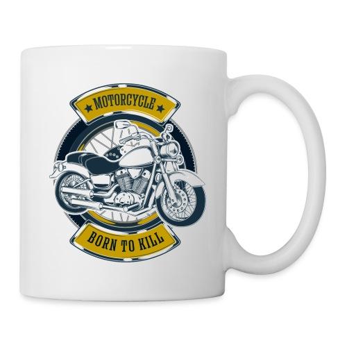 Motorcycle5 - Taza