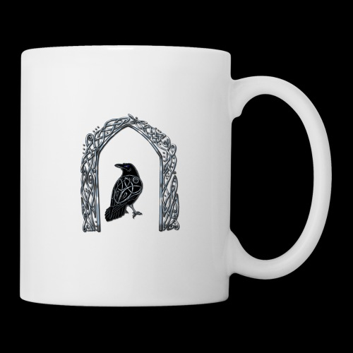 Celtic Raven - Mug