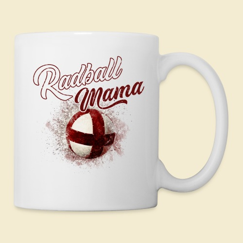 Radball Mama - Tasse