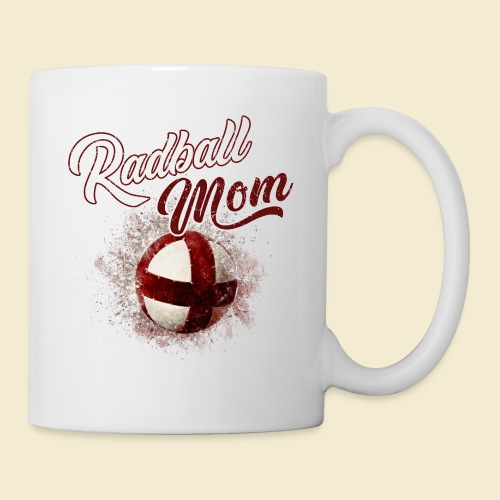 Radball Mom - Tasse
