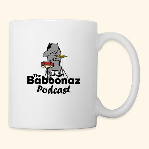 The Baboonaz drummer cat - Mugg