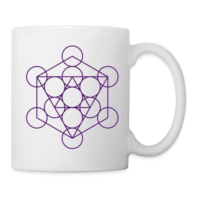 Dreiecke Kreise Hipster Geek Big Bang Hexagon