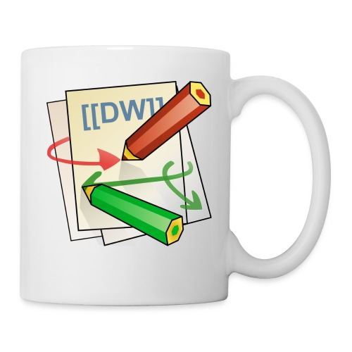 DokuWiki Logo - Mug