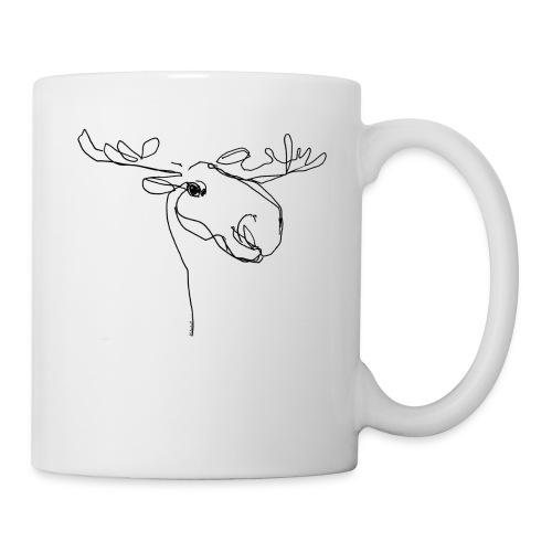 Moose - Tasse