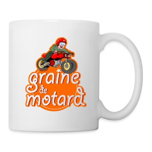 graine de motard - Mug blanc