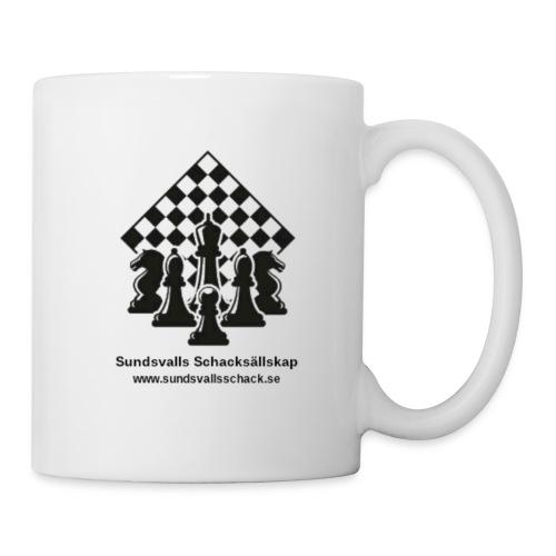 Sundsvalls Schacksällskap - Mugg