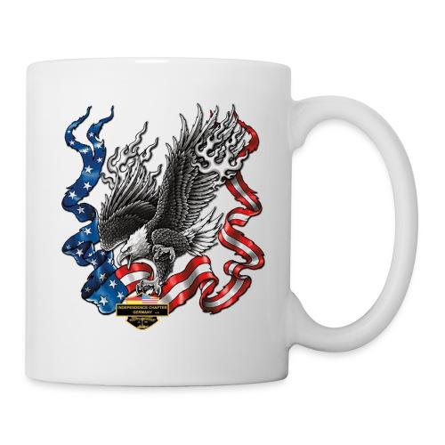 american eagle schrift gross - Tasse