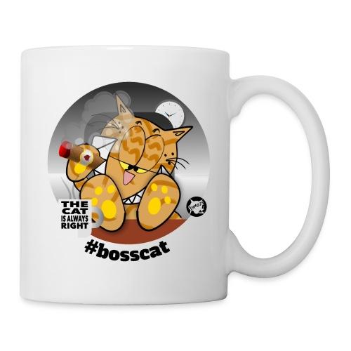 #bosscat - Tasse