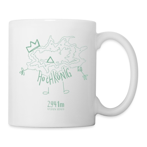 The Hochkoenig Monster - Mug