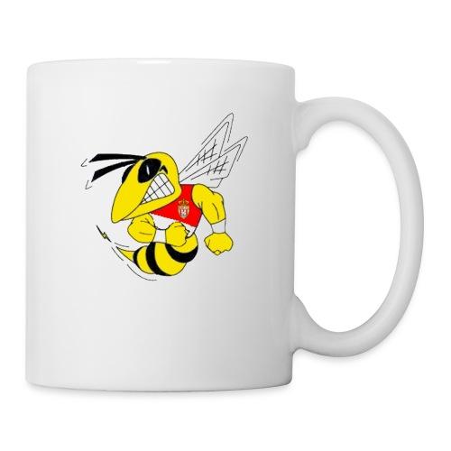 abeille - Mug blanc