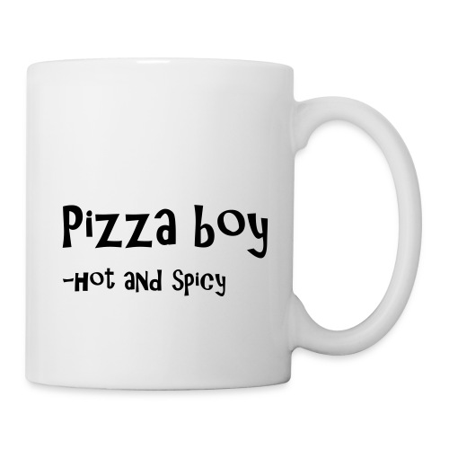 Pizza boy - Kopp