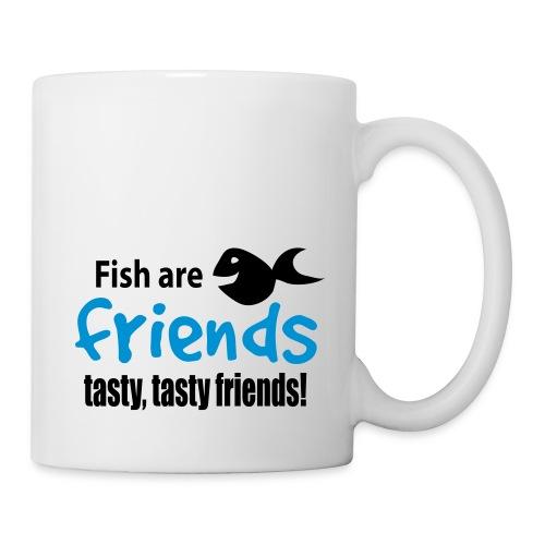 Fisk er venner - Kopp