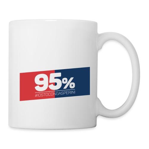 95% - Io sto con Gasperini - Tazza