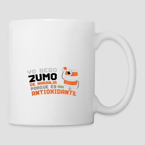 Robot Antioxidante - Taza
