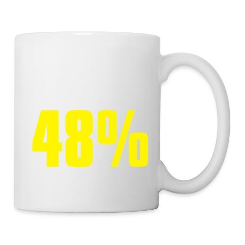 48% - Mug