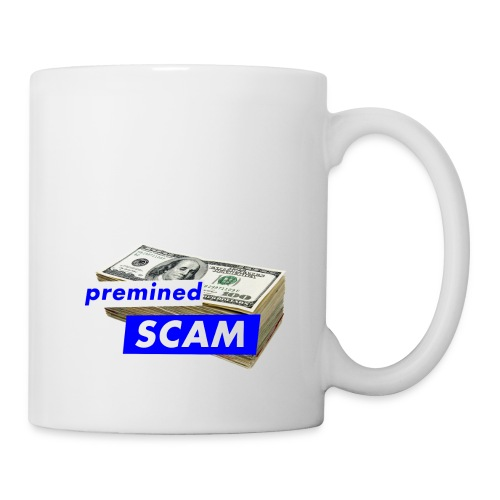 premined SCAM - Mug