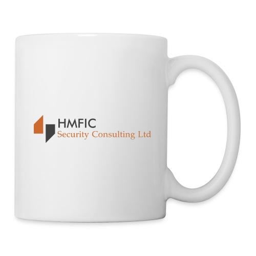 HMFIC Security Consulting Logo - Tasse